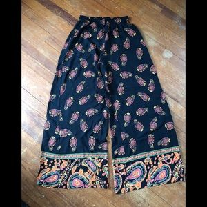 Band of Gypsies Boho Style Pants